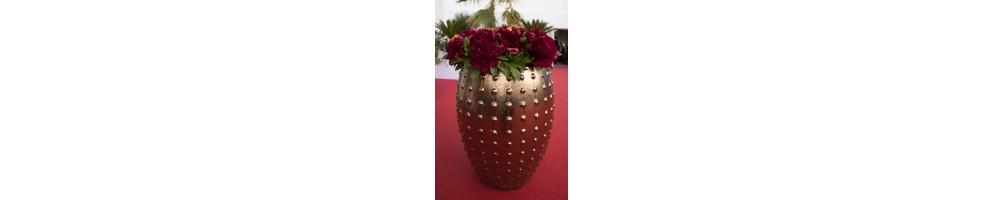 Tout le savoir faire du créateur floral Sander Smids à Cannes